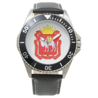 Coat of of Chelyabinsk Watch