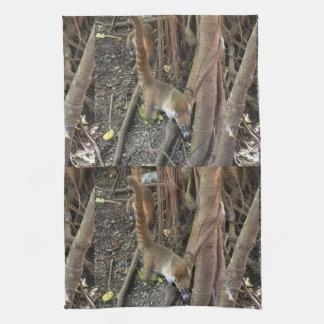 Coati Mundi Jungle Kitchen Towels