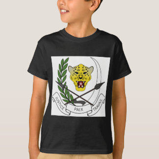 Coats_of_arms_of_Zaire_(1971-1997) Tshirts