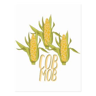 Cob Mob Postcard