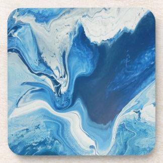 Cobalt Beverage Coaster