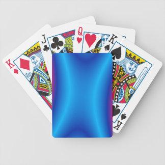 Cobalt Bicycle Playing Cards