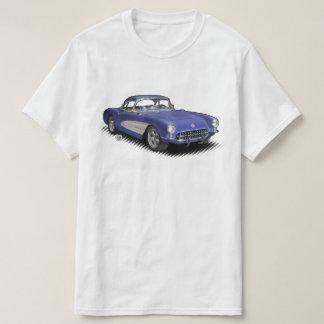 Cobalt Blue 56-57 StingVetteRay t-shirt