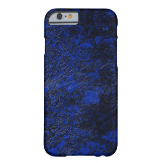 Cobalt blue barely there iPhone 6 case