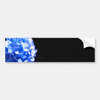 Cobalt Blue Hydrangea Bumper Sticker