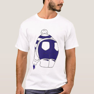 Cobalt Blue Seaglass T-Shirt