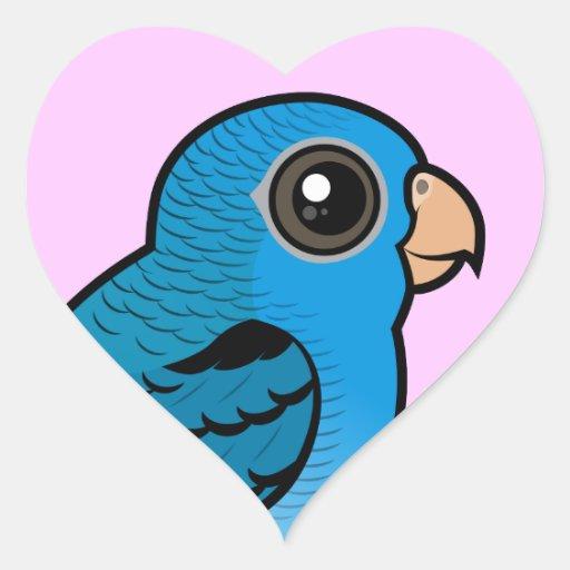 Cobalt Linnie Sticker