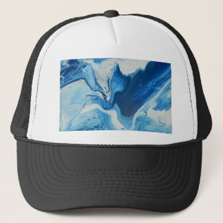 Cobalt Trucker Hat