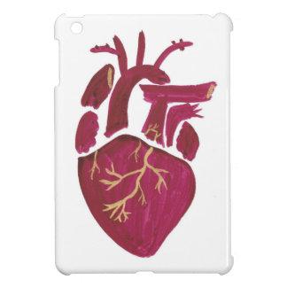 Cobalt Violet Heart iPad Mini Case