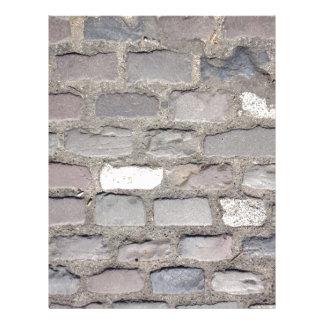 cobble stones letterhead