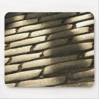 Cobbled Street Mouse Pad