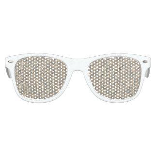 Cobblestone Geometric Texture Sunglasses