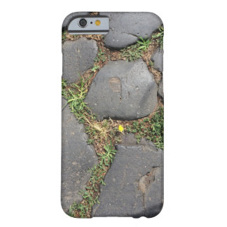 Cobblestone in Rome Barely There iPhone 6 Case