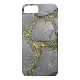 Cobblestone in Rome iPhone 7 Case