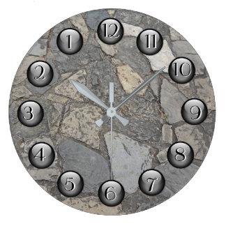 Cobblestones Wall Clocks