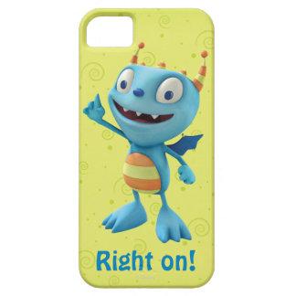 Cobby Hugglemonster 1 iPhone 5 Cases
