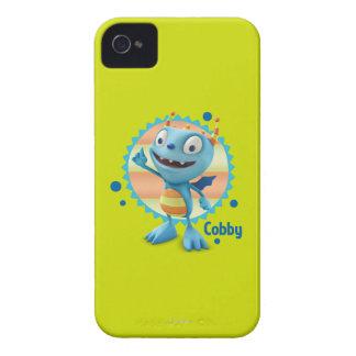 Cobby Hugglemonster 2 iPhone 4 Case-Mate Case