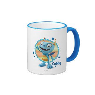 Cobby Hugglemonster 2 Ringer Mug