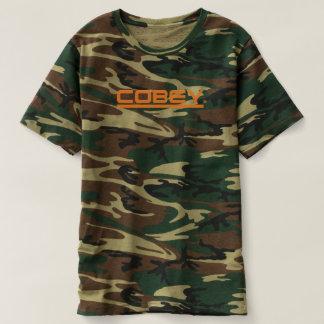 Cobey Camo T-shirt