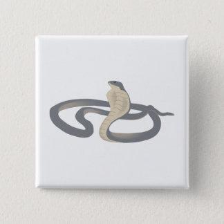Cobra 2 Inch Square Button