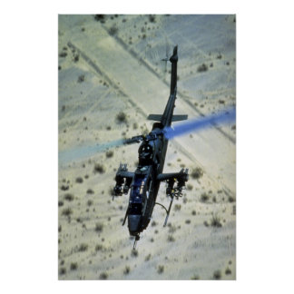Cobra AH-1S Poster
