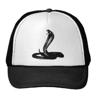 Cobra - black trucker hat