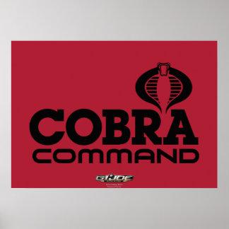 Cobra Command Poster
