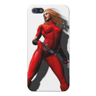 Cobra girl iPhone 5/5S case