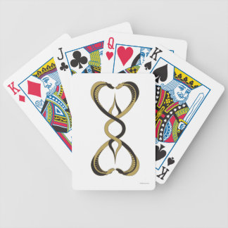 Cobra Hearts Bicycle Playing Cards