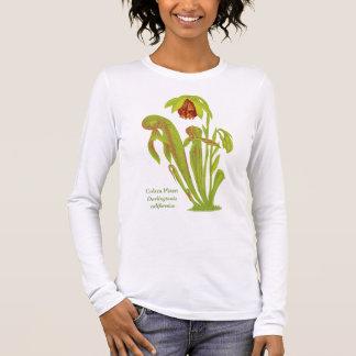 Cobra Plant Flower Long Sleeve T-Shirt