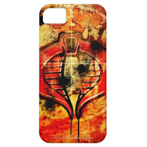 Cobra Poster iPhone 5 Case