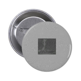 COBRA SILVER SCREEN EMBSSD. 2 INCH ROUND BUTTON