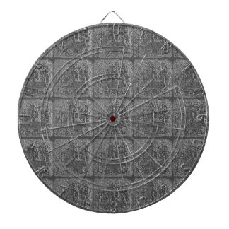 COBRA SILVER SIDWALK DARTBOARD