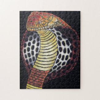 Cobra Snake Puzzle