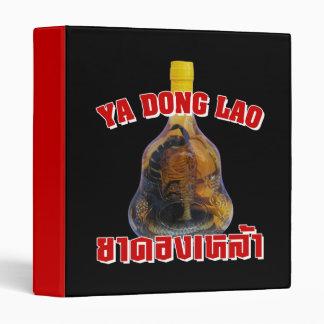 Cobra Snake Vs Scorpion Whiskey ... Yadong Lao Vinyl Binders