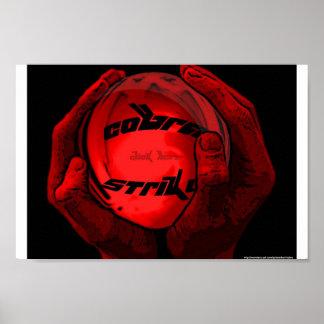 cobra - stike poster