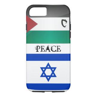 Cobraman iPhone 7 case - Israel/Palestine Peace