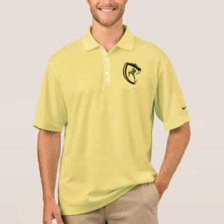 "Cobraman Nike Polo logo ""C"""