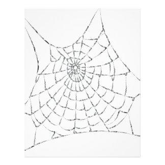 Cobweb Letterhead