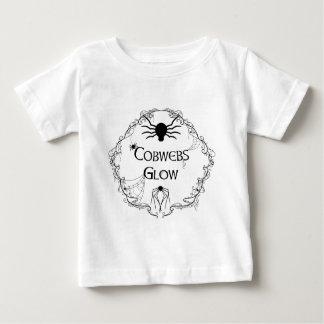 Cobwebs Glow Baby T-Shirt