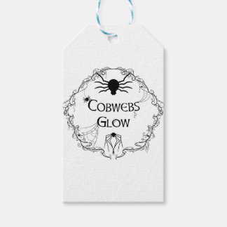 Cobwebs Glow Gift Tags
