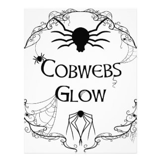 Cobwebs Glow Letterhead