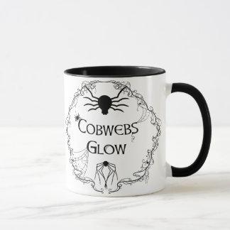Cobwebs Glow Mug