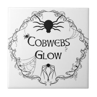 Cobwebs Glow Tile