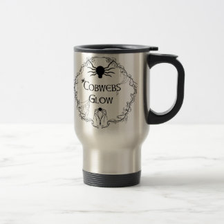 Cobwebs Glow Travel Mug