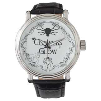 Cobwebs Glow Watch