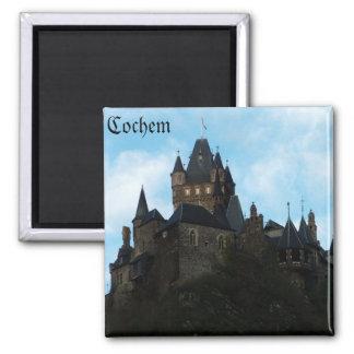 Cochem Castle Magnet
