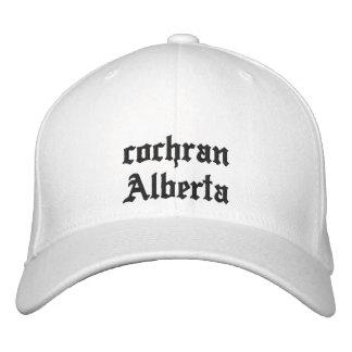 Cochran Alberta Hat Baseball Cap