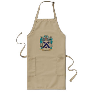 Cochran Coat of Arms - Family Crest Long Apron