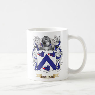 Cochran Coat of Arms Coffee Mug
